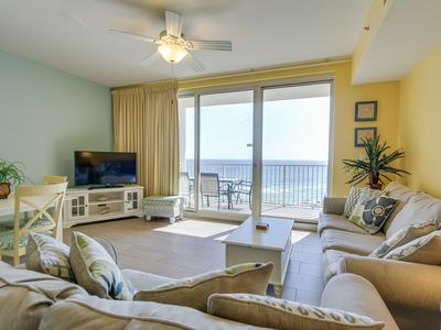 Photo for Shores of Panama 821-2 Bd/3Ba, Sleeps 8!  Updated, No Carpet! Free Fun!