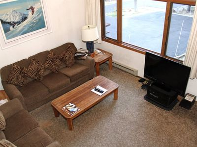 Photo for 2 Bedrooms & Loft, 2 Full Bathrooms, Sleeps 8, Three Levels to enjoy for your Mammoth Lakes Vacation