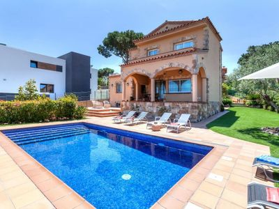 Photo for Vacation home Miro in Lloret de Mar - 8 persons, 4 bedrooms