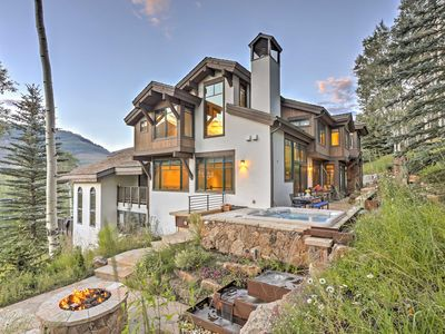 Photo for 'Alpine Haus' Luxury Home w/ Spa - Near Vail Vlg!