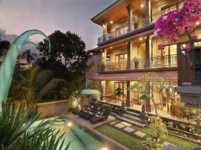 Photo for Brand New Relaxing and Enchanting Private Villa with Jungle and Rice Paddy view