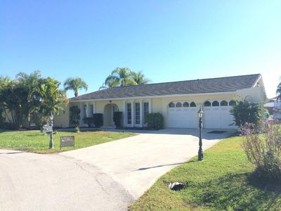 Photo for Waterfront home by the Myakka River with private pool and a boat dock