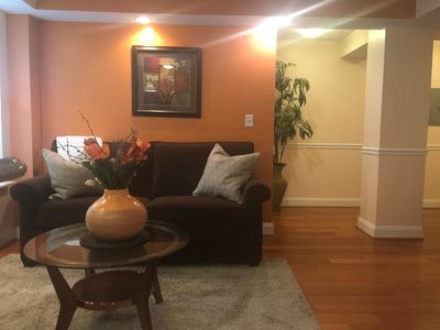 Photo for Location, Location-  Beautiful Furnished Condo in the heart of DC