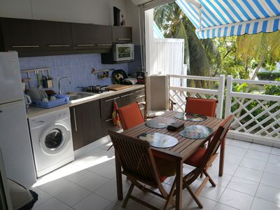 Photo for Beautiful apartment for 5 people near beach, golf, marina, shops