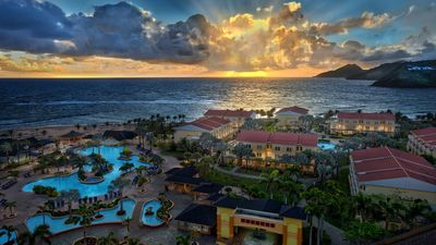 Photo for Marriott's St. Kitts Beach Club- 2 Bedroom 2 Bath- Owner Direct