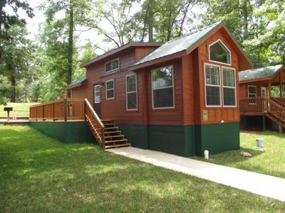 Photo for Loft Cabins. RV and cabin resort