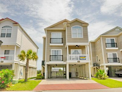 Photo for Marsh front 5 bedroom house with elevator and outdoor pool!