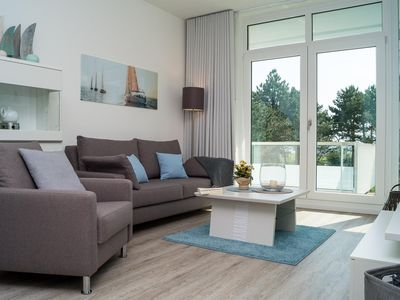 Photo for Modern apartment for up to 4 people in an exclusive location with sea views