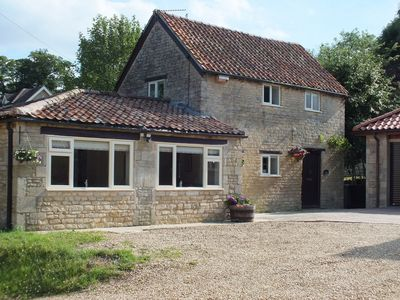 Photo for Pantiles Cottage in Rutland, the heart of England. Self catering, sleeps 4.