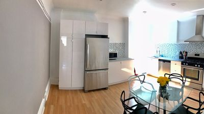 Our newly renovated kitchen.