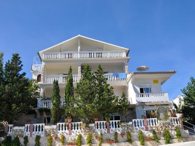 Photo for House overlooking paradise beach