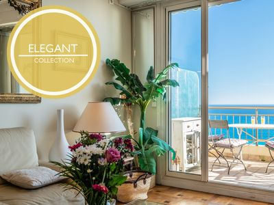 Photo for Le Mirage - NEW! Amazing sea views!