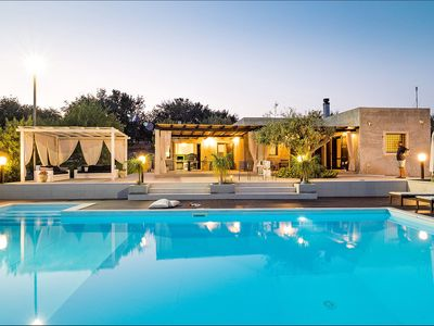 Photo for Luxury Villa Almond to rent in Noto (Sicily) by My Rental Homes