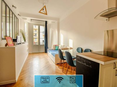 Photo for NEW - SUPERB APARTMENT - NEAR SEA AND STATION
