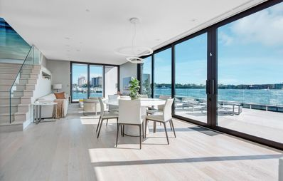 Photo for Stay at a luxury Overwater Villa in SOBE