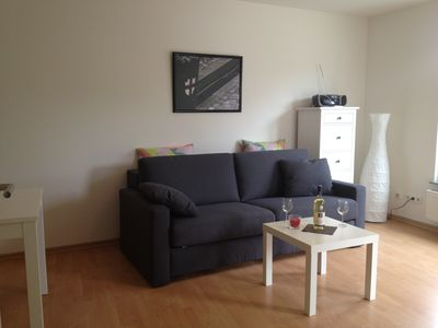 Photo for close to town, good transport links, hiking