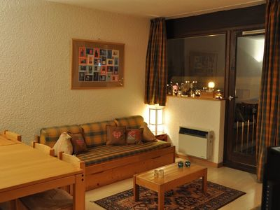 Photo for Family Apartment 2 bathrooms :-) and comfortable on the slopes