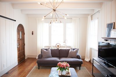 Bright, cozy, clean and charming