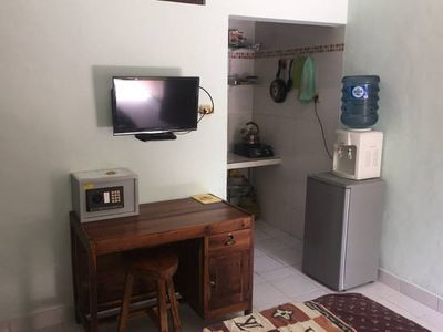 Photo for 1BR Apartment Vacation Rental in Legian, Bali