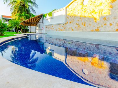Photo for SPACIOUS VILLA WITH GARDEN AND POOL
