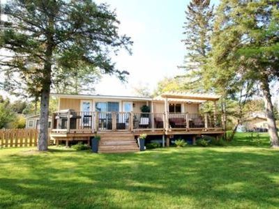 Photo for Pigeon Lake Waterfront cottage in the heart of the Kawartha's! NEW LISTING!