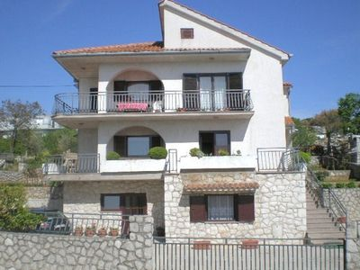 Photo for Apartments Nedeljka, (13505), Omišalj, island of Krk, Croatia