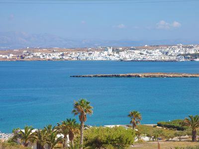 Photo for Paros Naoussa ''Playera''  ground floor sea-view bungalow
