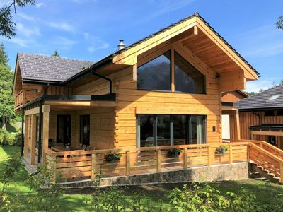 Photo for Modern Chalet in Tauplitz with Sauna