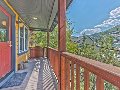 Photo for CDC Approved Cleaning! Open and Airy Remodel w/ Amazing Outdoor Space + Hot Tub. Walk to Main