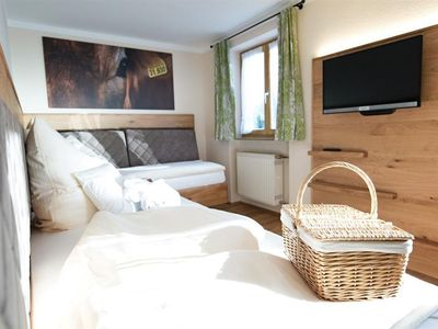 Photo for Twin room mint - moor & more, organic spa hotel