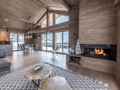 Photo for Chalet La Clusaz, 4 bedrooms, 12 persons