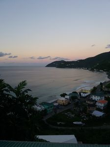 Photo for Walk to beach & restaurants - Overlooking Apple Bay, Tortola