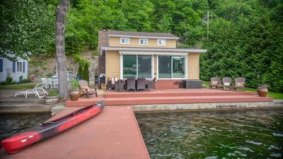 Photo for Eagle View: Adirondack Style Home on Canandaigua Lake