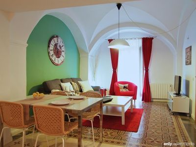 Photo for Apartment in the center of Cáceres‎ with Air conditioning, Washing machine (719242)