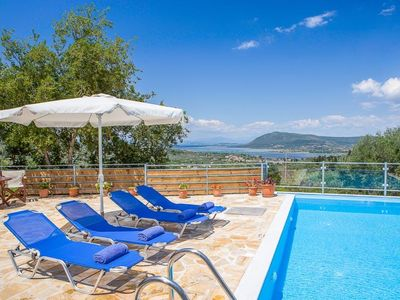 Photo for 2 bedroom Villa, sleeps 5 with Pool, Air Con, FREE WiFi and Walk to Shops