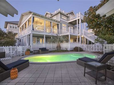 Photo for Morning Star - Old Florida Beach! Stunning Views! Private & Community Pool!
