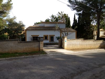 Photo for Holiday house ideal for families in Costa de Canyamel