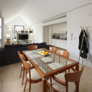 Photo for Loft with sloping ceilings in the Realejo, optional parking