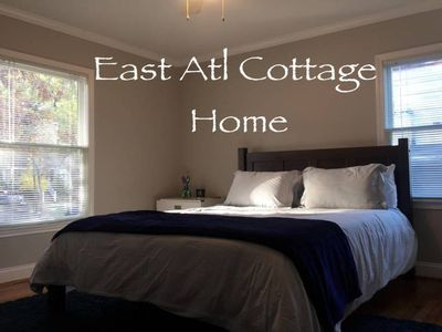 Photo for Cozy Atlanta Gem- Sleeps 6