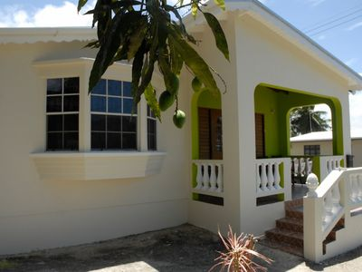 "Photo for ""Barbados Holiday Villa"" Open plan villa, just walking distance to the beach."
