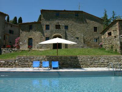 Photo for Farmhouse (Borgo) - Citta Di Castello - ideal for families, groups or the writer