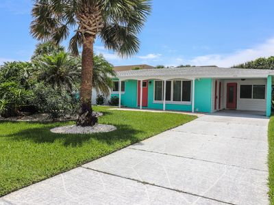 "Photo for ""Beach Blessing""  New Listing!! Fantastic pool home! Available Now!!"