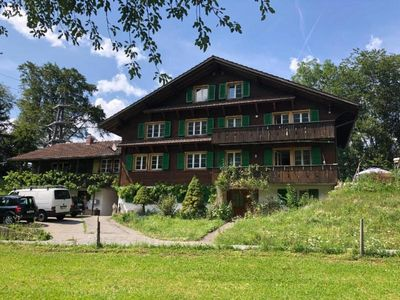 Photo for Holiday apartment Flüeli-Ranft for 6 - 10 persons with 3 bedrooms - Holiday apartment in a farmhouse