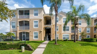Photo for Windsor Palms Resort - spacious condo with balcony - FREE clubhouse access