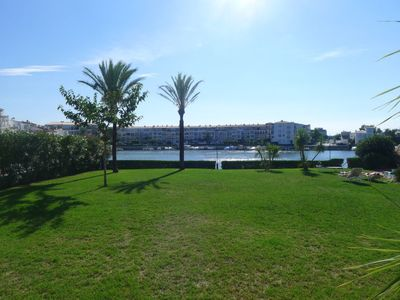 Photo for Apartment Sant Maurici 208 in Empuriabrava - 4 persons, 1 bedrooms
