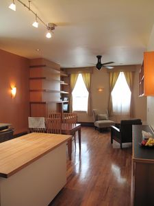 Photo for Comfortable apt. in Williamsburg, Brooklyn - minutes from Manhattan
