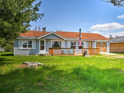 Photo for NEW! Single-Story House 5 Mins to Lake St. Helen!