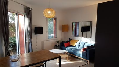 """Photo for """"At the edge of Angers"""" T1 bis residence with terrace"""