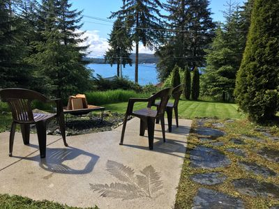 Photo for Private house with a view of Auke Bay harbor!