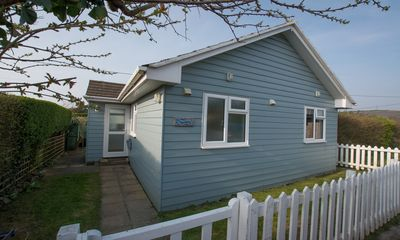Photo for The Swallows | Croyde Beach | Open Plan Stylish Chalet | Dog Friendly | Popular
